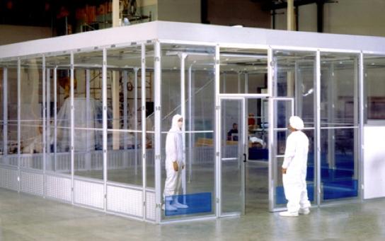 Modular Clean Rooms | Precision Air Technology